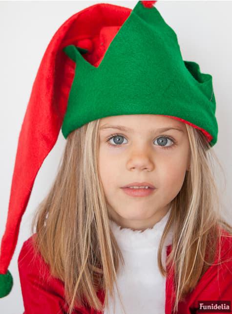 Gorro de elfo - para tu disfraz