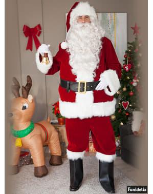 Strój święty Mikołaj sympatyczny profesionalny