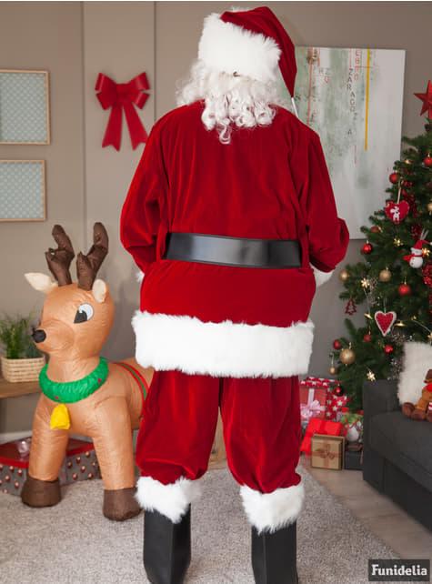 Disfraz de Papá Noel profesional - original