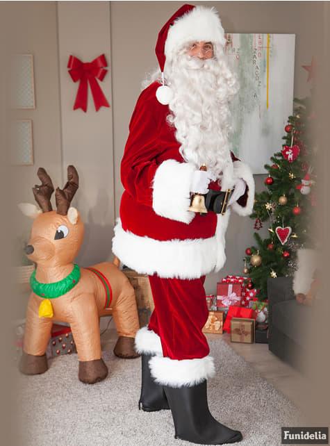 Disfraz de Papá Noel profesional - traje