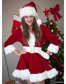 7ea9463190042a Déguisements Mère Noel  Costume et tenue Noël femme   Funidelia