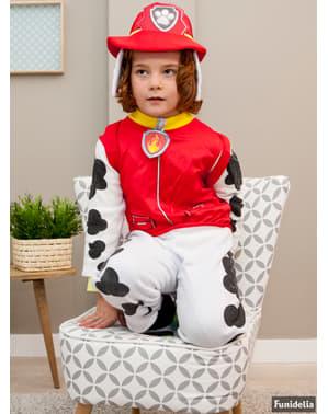 Costum Marshall Patrula Cățelușilor pentru băiat