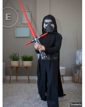 Kylo Ren kostume prestige til drenge - Star Wars Episode VII