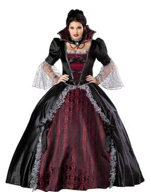 Costum de vampiriță Versalles Elite
