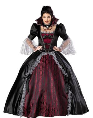 Елітний костюм вампіра у версальському стилі