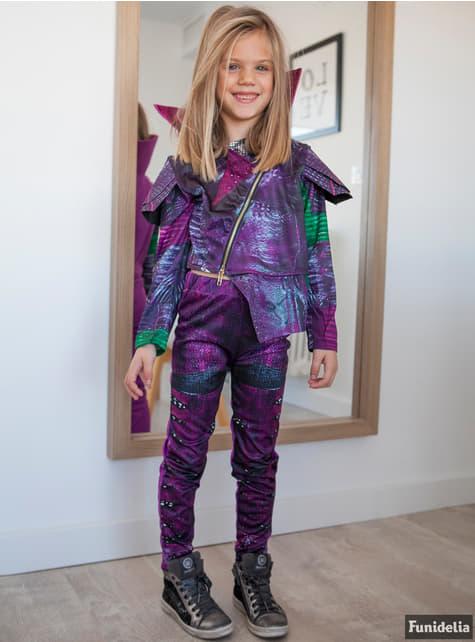 Disfraz de Mal Los Descendientes - niña