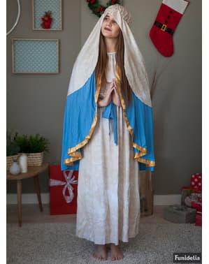 Maskeraddräkt Jungfru Maria dam