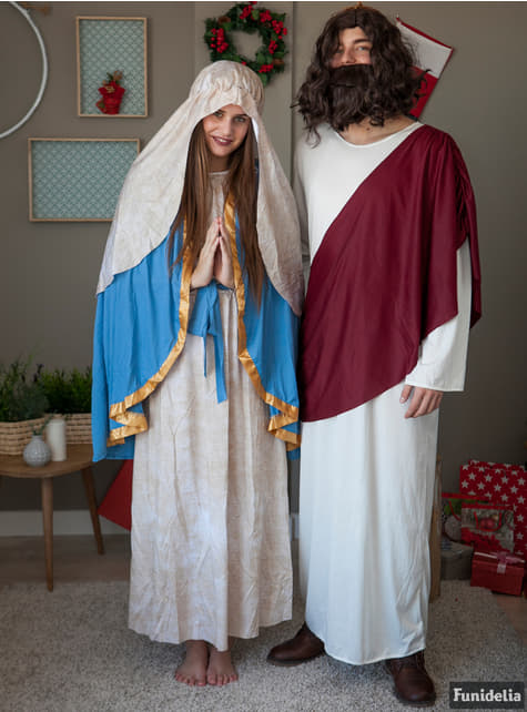 Women's Virgin Mary Costume