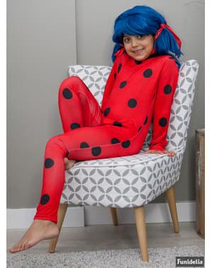 Kostým Ladybug pre dievčatá