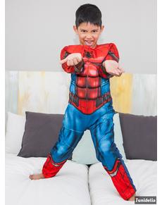 Disfraz de Spiderman Homecoming para niño