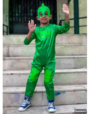 Gecko Dräkt - Pyjamashjältarna