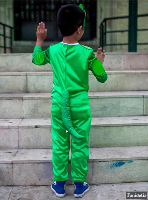 Disfraz Gekko PJ Masks para niño - original