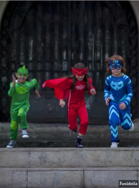 Disfraz Gekko PJ Masks para niño