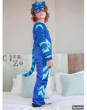 Kattedreng Pyjamasheltene kostume