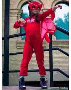 Disfraz Buhíta PJ Masks Classic para niña