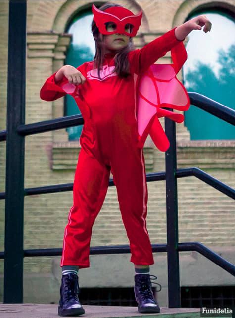 Disfraz Buhíta PJ Masks para niña - niña