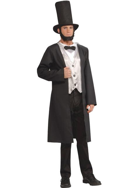 Авраам Линкълн Възрастен костюм