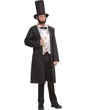 Disfraz de Abraham Lincoln