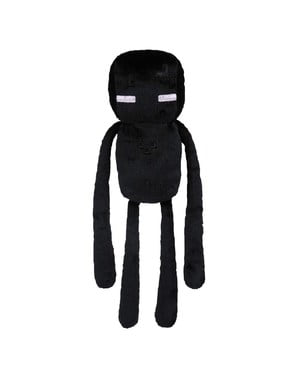 Minecraft Enderman large Plush Toy 43 cm