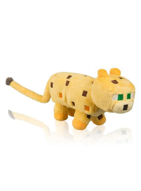 Minecraft Ocelot Plush Toy 35 cm
