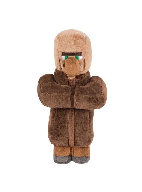 Dorfbewohner Plüschtier Minecraft 30 cm