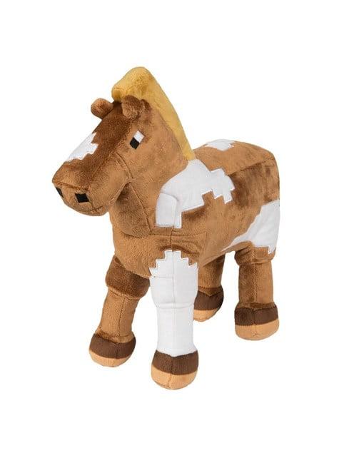 Minecraft horse Plush Toy 33 cm