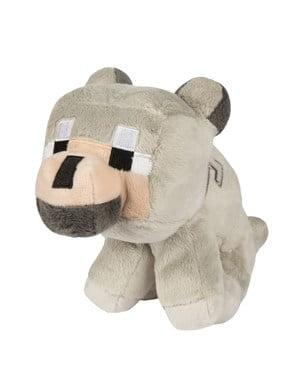 Майнкрафт дитячий вовк невеликий м'яку іграшку