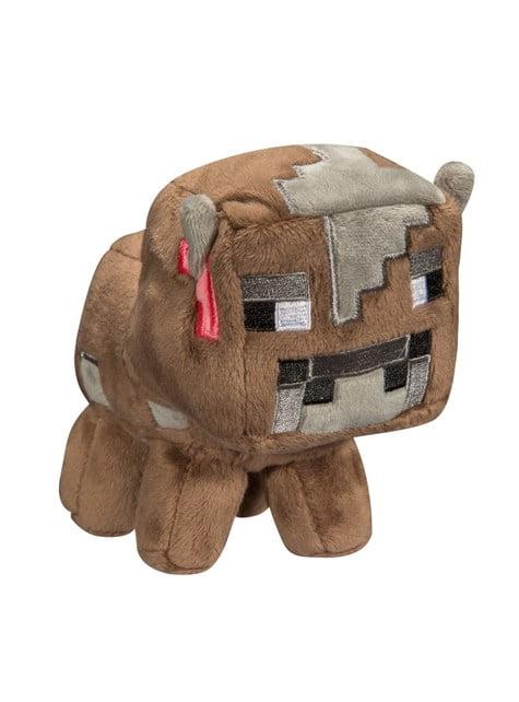 Peluche de Minecraft Bebé Vaca 18 cm
