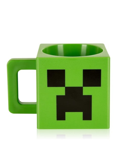 Taza de Minecraft Creeper