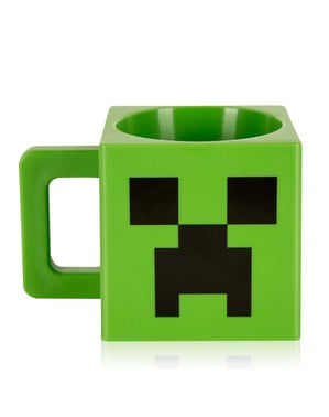 Minecraft Creeper Tasse