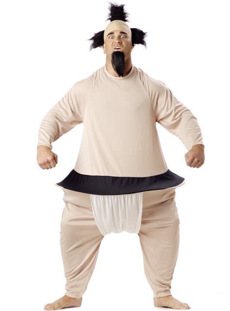Déguisement lutteur de sumo