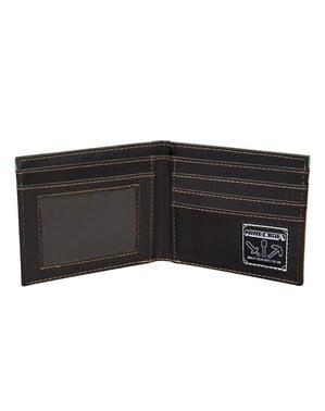 Minecraft Dirt wallet