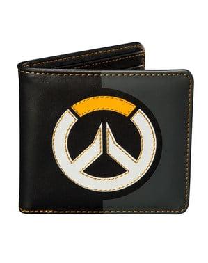 Peněžnka s logem Overwatch
