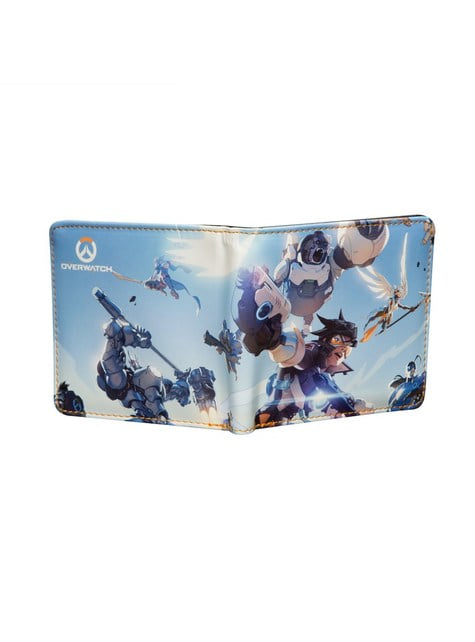 Overwatch Sky Battle lommebok
