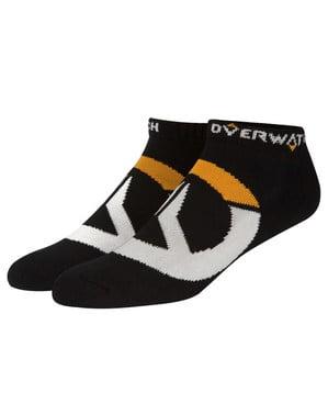 Overwatch Logo socks