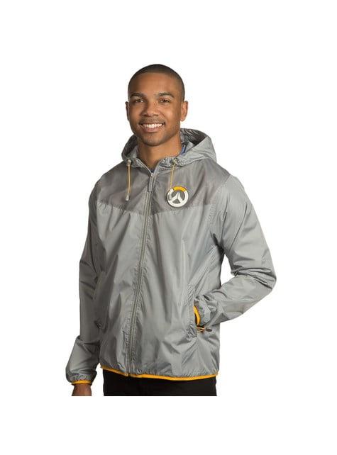 Overwatch Logo windbreaker jacket