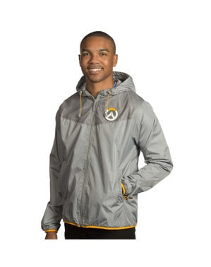 Overwatch logo windbreaker jakke