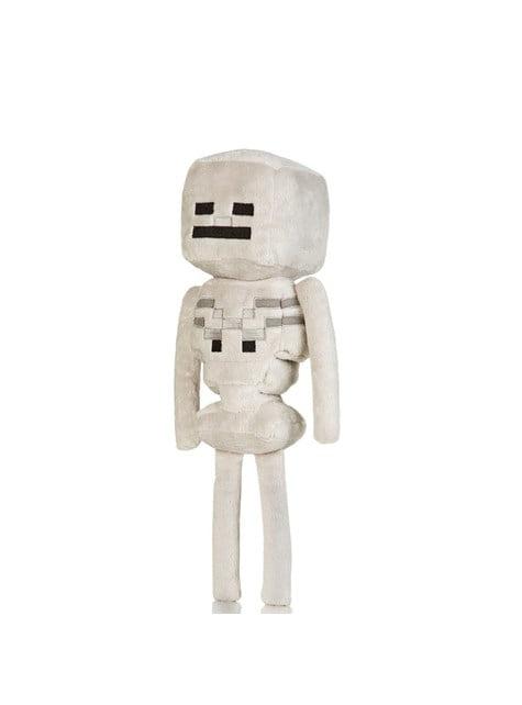 Minecraft Skeleton Plush Toy 30 cm