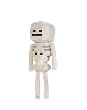 Skelett Plüschtier Minecraft 30 cm
