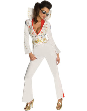 Lady Elvis Adult Costume