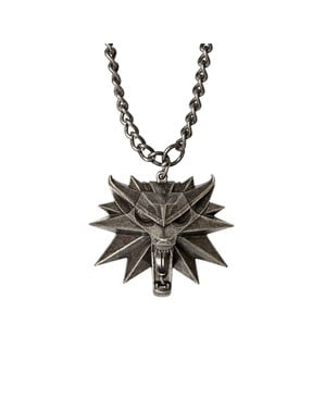 Collier The Witcher Wild Hunt