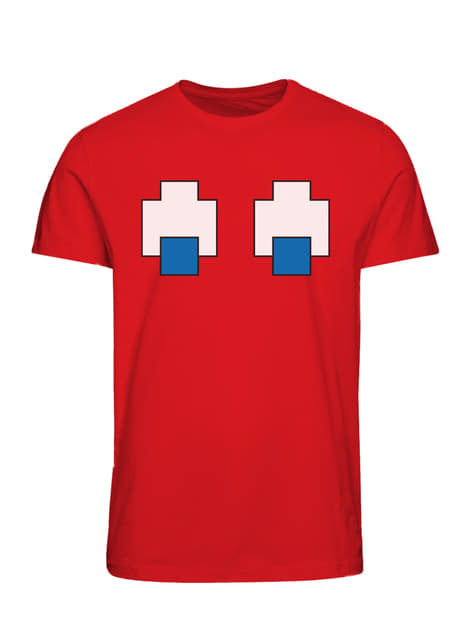 Retro Pac-Man t-shirt for adults