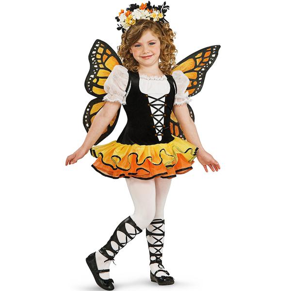 Disfraz de maripositas niñas - Imagui