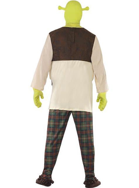 Делукс костюм за възрастни Шрек