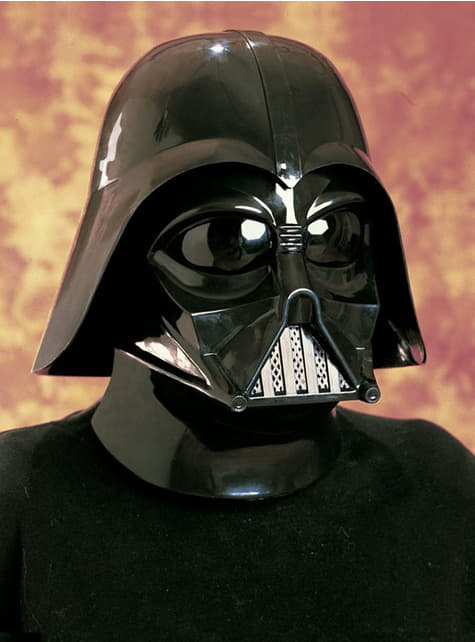 Casco Darth Vader Deluxe - para tu disfraz