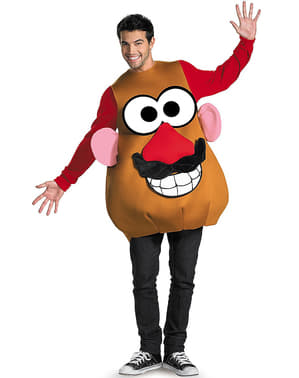 Mr. Potato costume for unisex adult