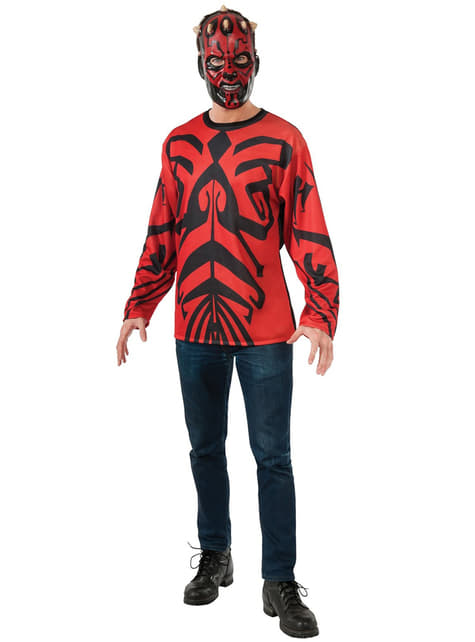 Kit Darth Maul Adulto