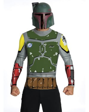 Kit Boba Fett Adult