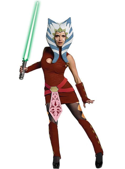 Ahsoka The Clone Wars kostuum voor volwassenen