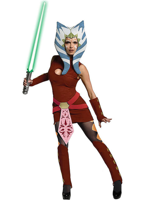 Déguisement d'Ahsoka The Clone Wars adulte